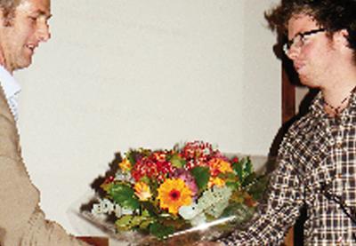 Cyclamen competitie 2011 Plantenkwekerij P. Mostert